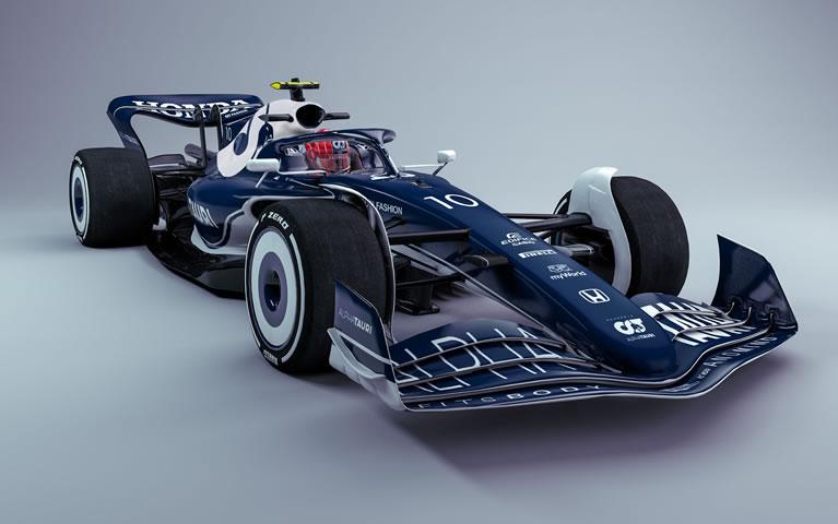 F1 2022: nuove regole, nuovo design
